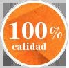 100% Calidad