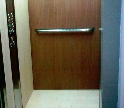 Forrado de ascensores